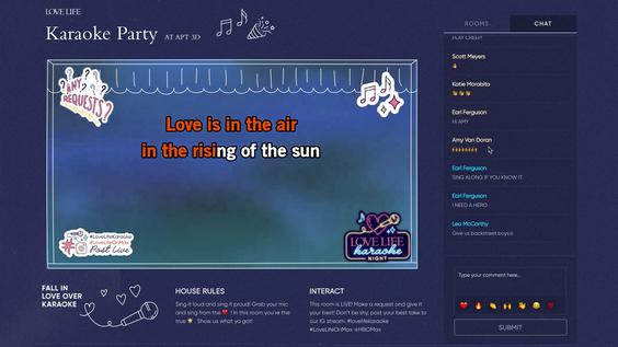 Afterparty - Karaoke