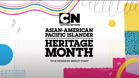 Cartoon Network Celebrates Asian-American Pacific Islander Heritage Month with Kids to Honor Their Cultures
