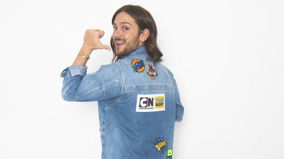 Team Buddy: Cartoon Network und Riccardo Simonetti machen sich stark gegen Mobbing