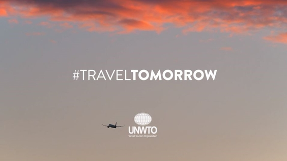 """Nouvelle campagne """"Travel Tomorrow"""" de l'Organisation mondiale du tourisme en partenariat avec CNN"""