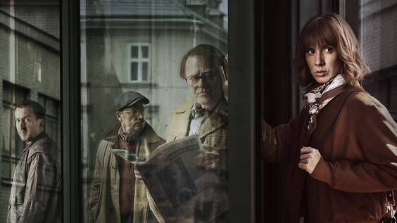 HBO® Europe's Gripping Czech Espionage Drama THE SLEEPERS Premieres In The U.S. May 18