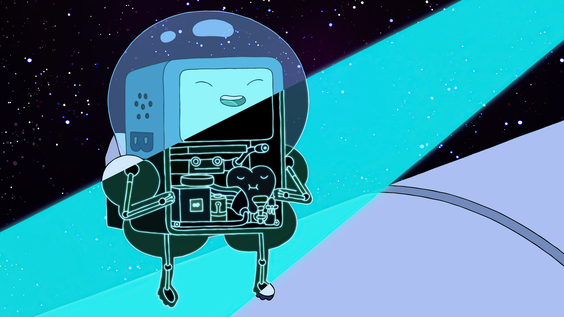 Adventure Time: Distant Lands - BMO