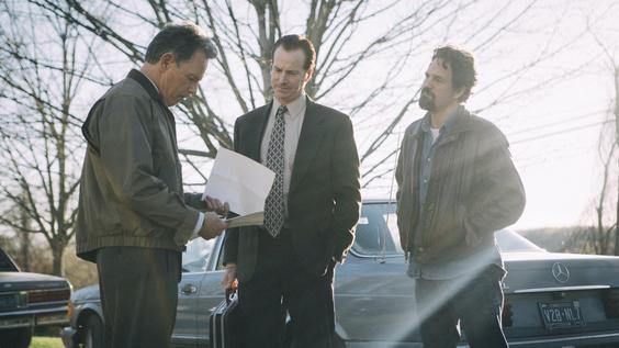 Bruce Greenwood, Rob Huebel, Mark Ruffalo