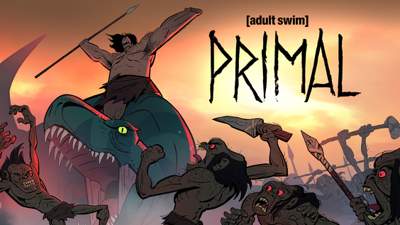 Adult Swim taps into animal instinct with launch of Genndy Tartakovsky's exclusive series, Primal, on Showmax!