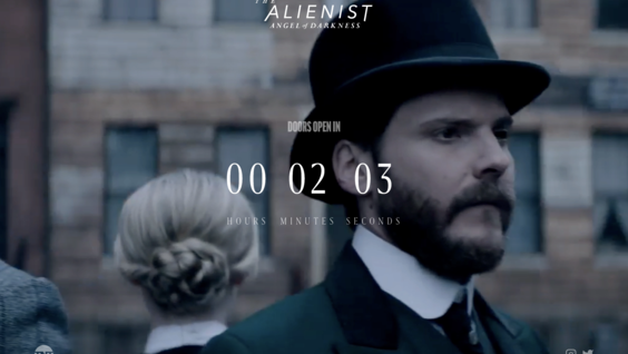 The Alienist: Angel of Darkness Premiere Party