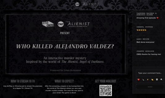 The Alienist: The Angel of Darkness