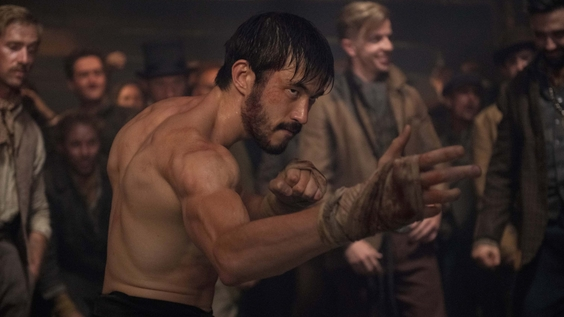 Season 2 of Cinemax drama series WARRIOR, based on the writings of Bruce Lee, debuts this October