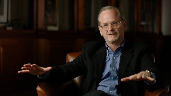 Harvard Law School Professor Lawrence Lessig