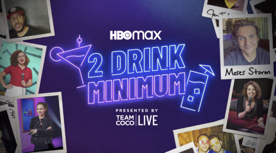 2 Drink Minimum