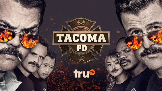 truTV Renews Top-Rated Comedy TACOMA FD for Season Three