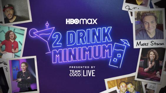 2 Drink Minimum