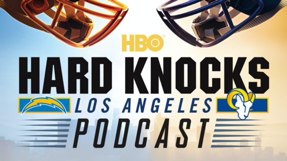 HBO Sports' Official Hard Knocks Podcast Is Back