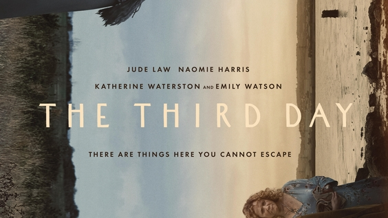 Limited Series THE THIRD DAY Debuts September 14, Exclusively On HBO