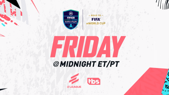PtELEAGUE FIFA on TBS Premieres Friday, Aug. 14, at Midnight ET/PT