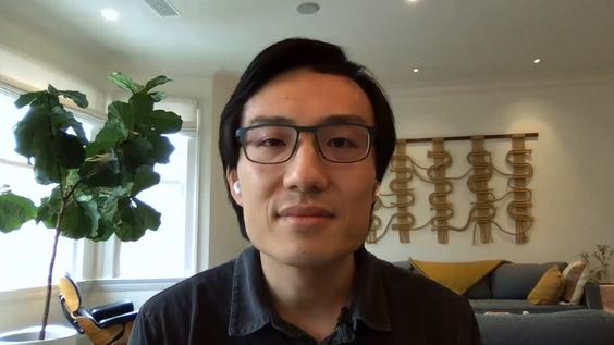 Tony Xu, CEO & Co-Founder of DoorDash