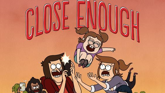 Close Enough ab 8. Oktober im [adult swim]-Block auf TNT Comedy