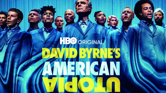 HBO Special Event DAVID BYRNE'S AMERICAN UTOPIA Directed By Spike Lee Debuts October 17