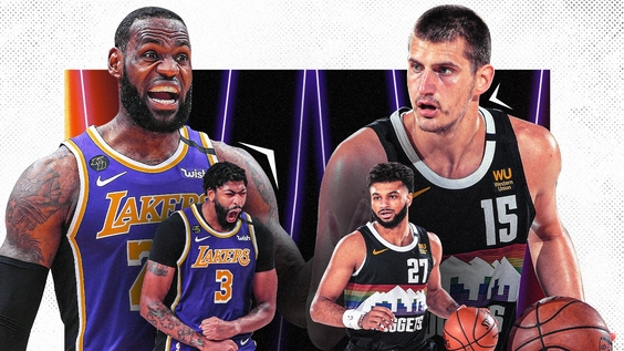TNT to Exclusively Present NBA Western Conference Finals presented by AT&T 5G – Los Angeles Lakers & LeBron James vs. Denver Nuggets & Nikola Jokic – with Coverage Beginning Friday, Sept. 18, at 7 p.m. ET