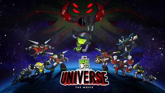 Ben 10's Universe is Expanding