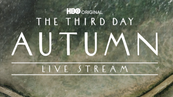 "HBO's THE THIRD DAY To Feature Live Theatrical Event ""Autumn"" On Saturday, October 3"
