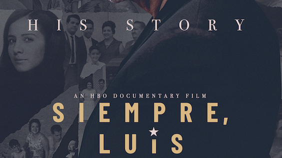 SIEMPRE, LUIS, A Portrait Of Pioneering Activist  Luis A. Miranda Jr., Debuts October 6 On HBO