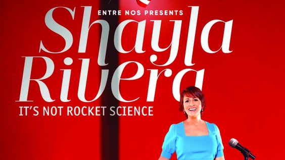 HBO's Latest Comedy Special ENTRE NOS PRESENTS SHAYLA RIVERA: IT'S NOT ROCKET SCIENCE Debuts October 9