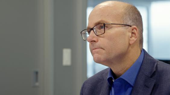 Axios Co-Founder and Executive Editor Mike Allen