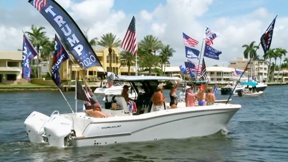 Boat in Fort Lauderdale, Florida