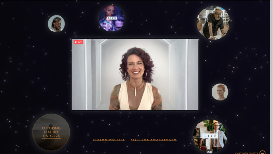 Raised by Wolves Premiere Virtual Afterparty – Astronomer Lucianne Walkowicz
