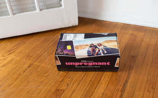 Unpregnant Premiere Party Swag Box