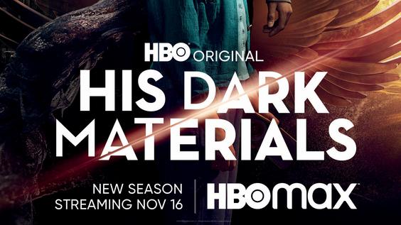Season 2 Of HBO's HIS DARK MATERIALS Debuts November 16