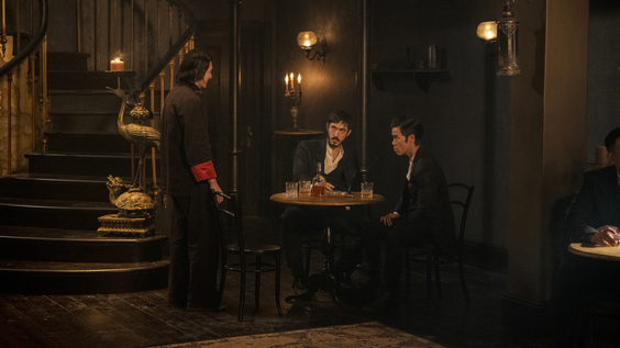 Chen Tang, Andrew Koji, Jason Tobin