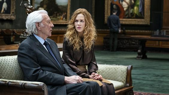 Donald Sutherland, Nicole Kidman