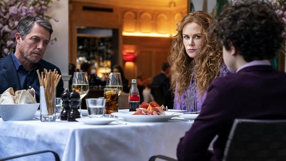 Hugh Grant, Nicole Kidman, Noah Jupe