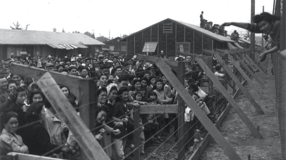 Japanese internment camp