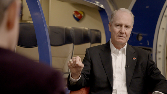 Gary Kelly, Chairman & CEO, Southwest