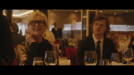 Meryl Streep, Lucas Hedges