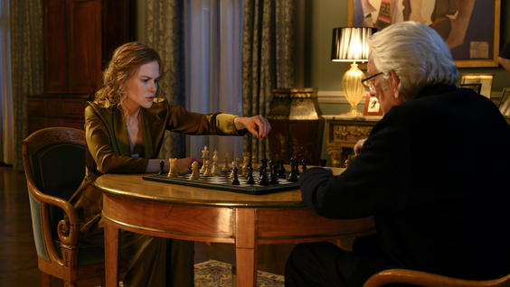 Nicole Kidman, Donald Sutherland