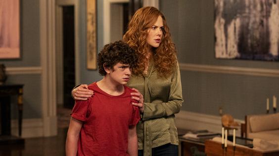 Noah Jupe, Nicole Kidman