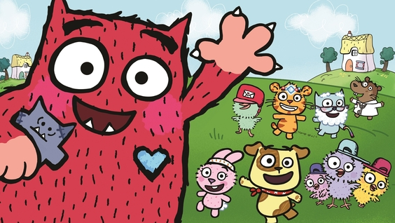 "HBO Max Acquires Preschool Animated Adventure ""Love Monster"""