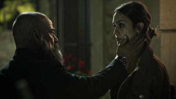Eduard Fernández, Megan Montaner