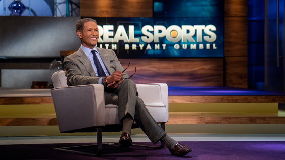 REAL SPORTS WITH BRYANT GUMBEL Returns For Its 27th Season January 26