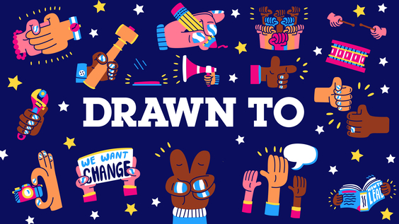 """Drawn to Change"" Featuring 12-Year-Old Activist Yolanda Renee King, Premieres Jan. 16 in Celebration of Martin Luther King Jr. Day"