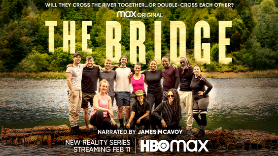 HBO Max Debuts Official Trailer and Key Art for Max Original Competition Series THE BRIDGE, Premiering February 11