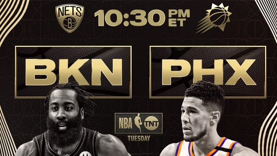NBA on TNT Tuesday Night to Feature Pelicans/Grizzlies and Nets/Suns, Tonight, Feb. 16, Beginning at 8 p.m. ET