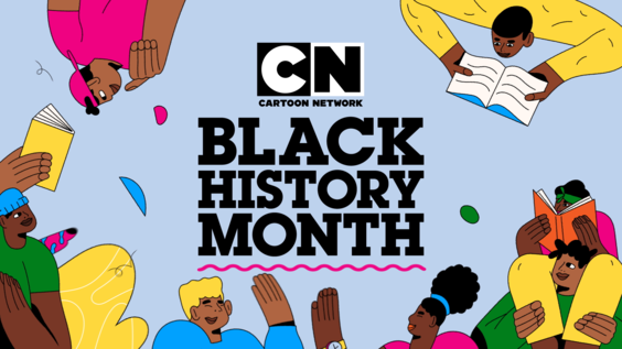"Cartoon Network Celebrates Black History Month with ""Drawn to Making it Happen"" Featuring Sidney Keys III, 15-Year-Old Founder of ""Books n Bros"""