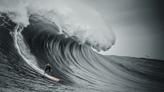 HBO Announces Six-Part Documentary Series 100 FOOT WAVE