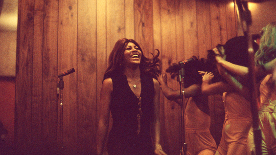 HBO Documentary Films' TINA, An Intimate Portrait Of The Legendary Singer Tina Turner, Debuts March 27