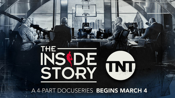 "Turner Sports to Premiere ""The Inside Story"" Documentary Series Commemorating 30 Years of Inside the NBA on Four Consecutive Nights Beginning March 4"