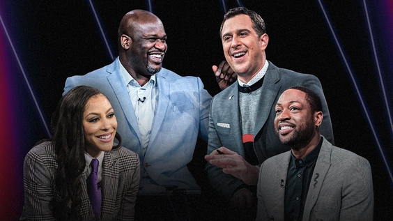 NBA on TNT's Upcoming Game Coverage to Feature Pair of Blockbuster Doubleheaders with Some of the League's Biggest Stars in Action This Week